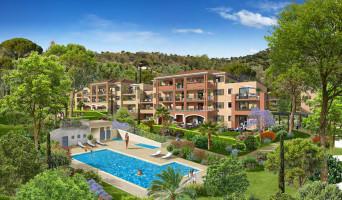 Bormes-les-Mimosas programme immobilier neuve « Loderi »