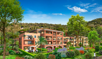 Bormes-les-Mimosas programme immobilier neuve « Loderi »  (2)