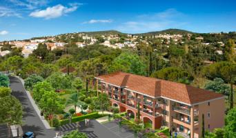 Bormes-les-Mimosas programme immobilier neuve « Loderi »  (3)
