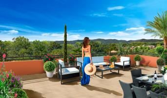 Bormes-les-Mimosas programme immobilier neuve « Loderi »  (4)