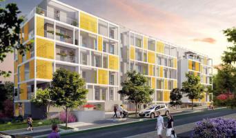 Marseille programme immobilier neuf « Via Natura » en Loi Pinel