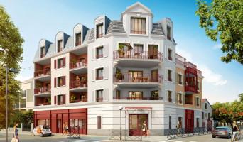 Le Blanc-Mesnil programme immobilier neuve « Villa Paladilhe »