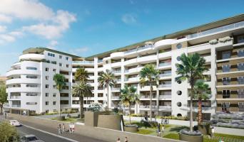 Marseille programme immobilier rénové « Le Patio des Chartreux » en loi pinel
