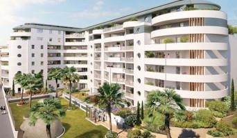 Marseille programme immobilier neuve « Le Patio des Chartreux » en Loi Pinel  (2)