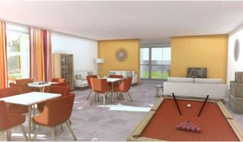 Pollestres programme immobilier neuve « Les Senioriales de Pollestres »  (3)