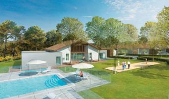 Soustons programme immobilier neuve « Les Senioriales de Soustons »