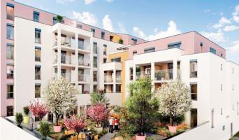 Saint-Étienne programme immobilier neuf « Les Senioriales de Saint-Etienne