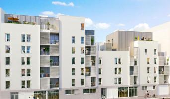 Lyon programme immobilier neuf « Wake Up » en Loi Pinel
