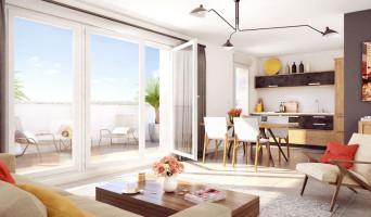 Lyon programme immobilier neuve « Wake Up » en Loi Pinel  (2)