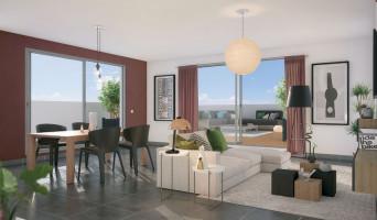 Toulouse programme immobilier neuve « Pavillon Eos »  (3)