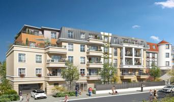 Franconville programme immobilier neuve « Harmonie »
