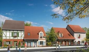 Franconville programme immobilier neuve « Harmonie »  (2)