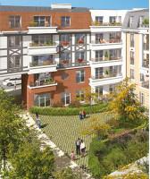 Franconville programme immobilier neuve « Harmonie »  (3)