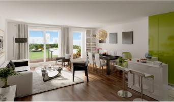 Villepinte programme immobilier neuve « Orig'In »  (3)