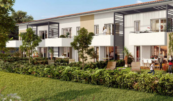 Roques programme immobilier neuve « L'îlot Canari »