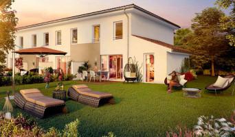 Roques programme immobilier neuve « L'îlot Canari »  (2)