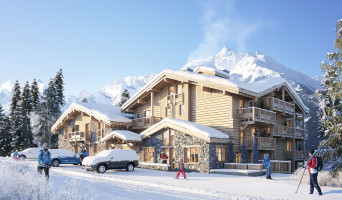 Montvalezan programme immobilier rénové « Le Diamant des Cimes »