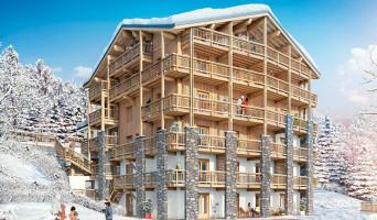 Montvalezan programme immobilier neuve « Le Diamant des Cimes »  (2)