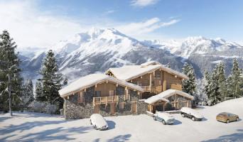 Montvalezan programme immobilier neuve « Le Diamant des Cimes »  (3)