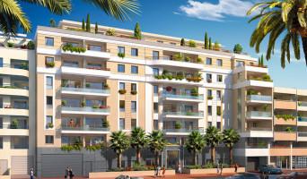 Antibes programme immobilier neuve « Marina Bay »  (2)