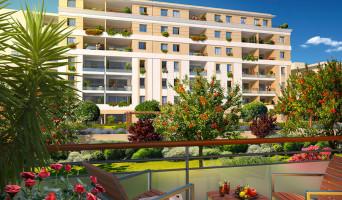 Antibes programme immobilier neuve « Marina Bay »  (3)