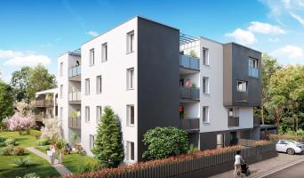 Toulouse programme immobilier neuve « Le Hussard Noir »