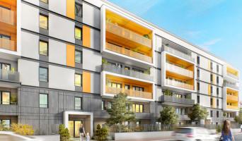 Annemasse programme immobilier neuve « D'Clic »