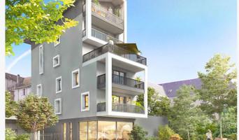 Annemasse programme immobilier neuve « D'Clic »  (3)