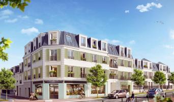 Montgeron programme immobilier neuve « Le Carré Concy » en Loi Pinel