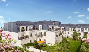 Montgeron programme immobilier neuve « Le Carré Concy » en Loi Pinel  (2)