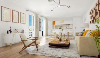 Montgeron programme immobilier neuve « Le Carré Concy » en Loi Pinel  (3)