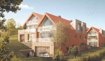 Sainte-Adresse programme immobilier neuve « Les Chalets » en Loi Pinel  (2)