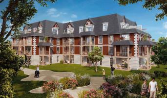 Benerville-sur-Mer programme immobilier neuve « Nouvelle Vague »