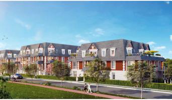 Benerville-sur-Mer programme immobilier neuve « Nouvelle Vague »  (2)