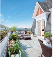 Benerville-sur-Mer programme immobilier neuve « Nouvelle Vague »  (3)