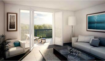 Benerville-sur-Mer programme immobilier neuve « Nouvelle Vague »  (4)
