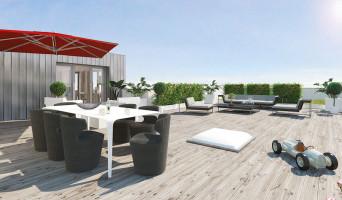 Amiens programme immobilier neuve « South Park »  (4)
