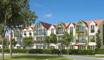 Franconville programme immobilier neuve « Bucolique »