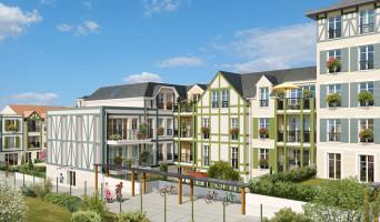 Franconville programme immobilier neuve « Bucolique »  (2)
