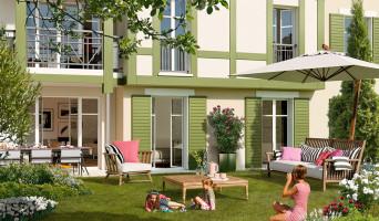 Franconville programme immobilier neuve « Bucolique »  (3)