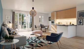 Franconville programme immobilier neuve « Bucolique »  (4)