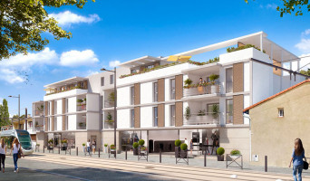 Blagnac programme immobilier rénové « Le Myra » en loi pinel