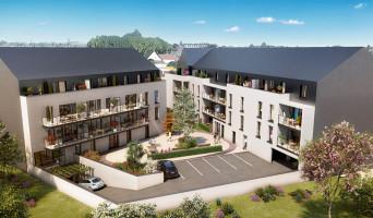 Colombelles programme immobilier neuve « OxYgen »
