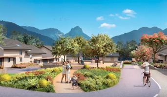 Villaz programme immobilier neuve « Villas Lumières »