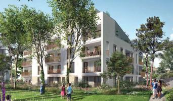 Lyon programme immobilier neuve « Ivory Park »  (2)
