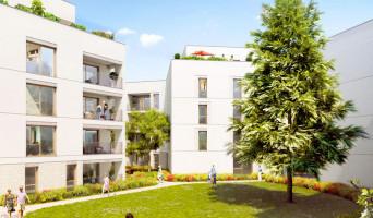 Lyon programme immobilier neuve « Ivory Park »  (3)