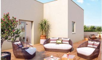 Lyon programme immobilier neuve « Ivory Park »  (4)