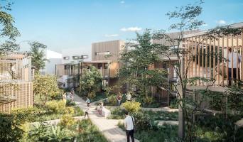 Le Taillan-Médoc programme immobilier neuve « Botanik »