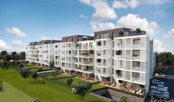 Bischheim programme immobilier neuve « Côté Rives 1 »