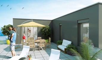 Bischheim programme immobilier neuve « Côté Rives 1 »  (2)
